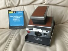 Polaroid SX-70 Instant Film Camera-Excellent Looking-Untested-Ships Same Day