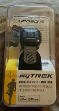 Scosche myTREK Wireless Exercise Fitness Pulse Monitor For iPhone & iPod NEW