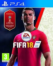 Ea Sports FIFA 18 Ps4 Copertina EU - lingua IT