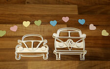 Gran VW Camper Van y VW Beetle Cookie Cutter Set