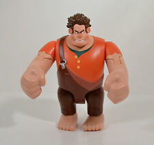 """2012 Punching Action Wreck-It Ralph 6"""" Thinkway Toys Action Figure Disney"""
