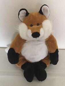 Ganz Fox Backpack Vintage Stuffed Fox H13391