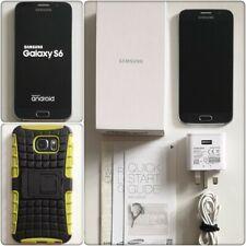 Samsung Galaxy S6 (SM-G920F) Smartphone (Unlocked), 32GB.