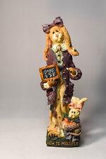 Boyds Bears: Miss Prudence P. Carrotjuice and Petra - # 2848 - Teacher