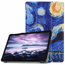 Smart-cover para Samsung Galaxy Tab a 10.5 sm-t590 t595, funda protectora Slim Case