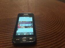 Samsung  Star GT-S5230 schwarz (Ohne Simlock) Handy