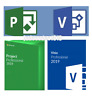 MS Project Professional 2019 and Microsoft Visio Pro 2019 FOR 1 PC GENUINE