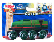 Thomas & Friends Wooden Railway ~ GATOR ~ TALE OF THE BRAVE! NEW IN BOX! BDG06