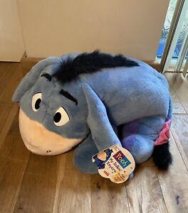 My Talking Eeyore Large Soft Plush Toy Teddy Bear I Talk Fisher Price