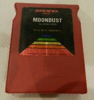 Moondust Commodore 64 128 Computer Game Cart - Tested