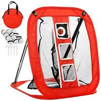 Golf Chipping Net | Outdoor/Indoor Golfing Target Accessories Backyard Practice