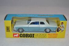 Corgi Toys 273 Rolls Royce Silver Shadow very near mint in box Superb