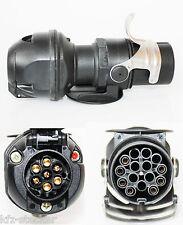 Stecker Spannungsreduzierer LKW 15 polig 24V >7 polig 12V PKW Spannungswandler