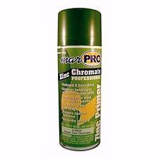 Moeller / Marpro 025472 Boat Zinc Chromate Green Spray Primer Paint Aluminum