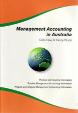 Management Accounting in Australia by Colin Davy, Danny Bruce (Paperback, 2008)