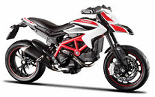 DUCATI HYPERMOTARD SP 2013 , Maisto Modelo de motocicleta 1:18 , NUEVO, emb.orig