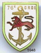 5948 - CAVALERIE/ABC - 76e GRDI