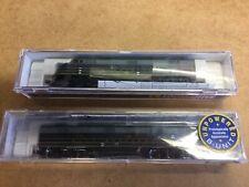 N Gauge Lifelike 7348 E6A Locomotive Baltimore and Ohio (B&O) &   E6B Unit Boxed