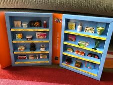 More details for m&s little shop 2 mini collectables - full set in display case