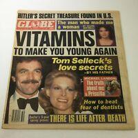 VTG Globe Magazine December 14 1982 Vol. 29 #50 Tom Selleck / Michael Landon