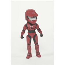 McFarlane Toys Action Figure -Halo Avatar Figures Series 2 -RED SPARTAN (2.5 in)