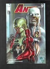 Ant 9 2006 IMAGE Mario Gully cover B variant vf+
