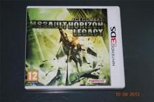 Jeux vidéo manuels inclus pour Nintendo 3DS PAL