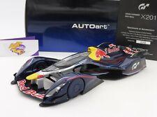 "AUTOart 18118 # Gran Turismo Red Bull X2014 blau "" Sebastian Vettel "" 1:18 TOP !"