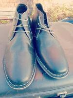 Steve Madden Men's Heston 1 Chukka Boot - size 17