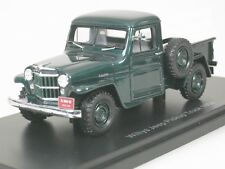 Willys Jeep Pickup Truck 1954 Vert - châssis bois 1/43 Neo 45804 NEUF