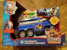 Paw Patrol Ultimate Police Cruiser Ultimate Police Cruiser with Chase