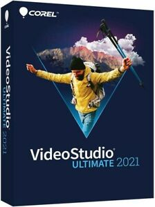 Corel VideoStudio 2021 Ultimate WORTH £90 | Video&Movie Editing Software