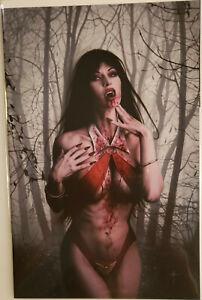 Vampirella & Red Sonja Meet Betty & Veronica #1 Virgin Frankies Comics Exclusive
