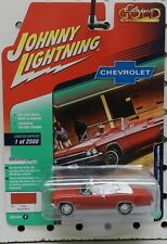 1965 CHEVY IMPALA 65 RALLY RED CONVERTIBLE 65 JL JOHNNY LIGHTNING