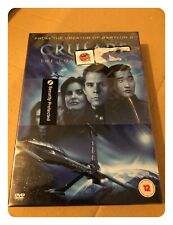 Crusade The Complete Series (DVD, 2005) Babylon 5 Spin Off - New Sealed