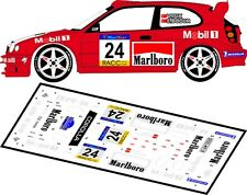 DECALS 1/43 TOYOTA COROLLA WRC - #24 - ISIK - RALLYE DE CATALOGNE 1999 - D43064