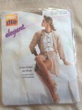 Vintage Nur Die Feinstrumpfhosen Nude Nylon pantyhose With Model Sz 48-50