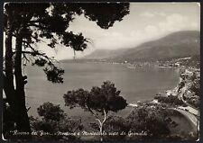 AD1147 Imperia - Provincia - Grimaldi - Panorama e vista di Mentone e Montecarlo