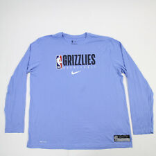Memphis Grizzlies Nike NBA Authentics Nike Tee Long Sleeve Shirt Men's