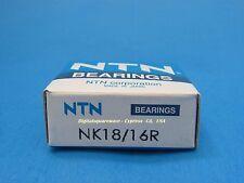 NTN NK18/16R Needle roller Bearings 18mm X 26mm X 16mm