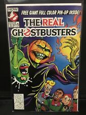 The Real Ghostbusters #17 Marvel 1988 Rare! Sharp! Stored away Since Release