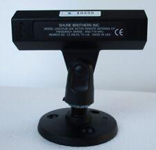 SHURE UA830UB UHF Active Remote Antenna Kit w/ Stand