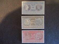 Denmark #672-74 Mint Never Hinged - (8F3) WDWPhilatelic