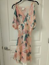 Paul and Joe Silk Dress Size 40 Made In France