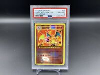 Charizard Reverse Holo XY Evolutions 11/108 PSA 8 Mint-Near Mint Pokemon Card