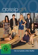Gossip Girl - 3 Season - 5 DVD Box - Erstauflage im Schuber