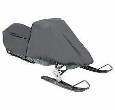 Parts Unlimited Custom Snowmobile Cover Black Arctic Cat M Series 4003-0115