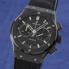 Hublot classic fusion 45mm Black Magic chronograph 521.cm.1771.rx VP: 11300,- €