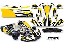 Go Kart Grafik Kit Sticker für Crg Neu Alter Na2 Attack