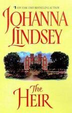 Reid Family: The Heir by Johanna Lindsey (2000, Hardcover)